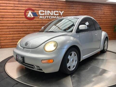 2000 Volkswagen New Beetle for sale at Dixie Motors in Fairfield OH