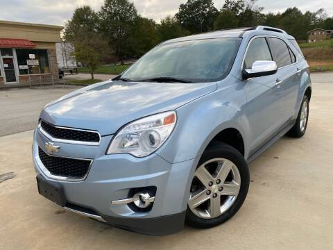 2014 Chevrolet Equinox for sale at Gwinnett Luxury Motors in Buford GA