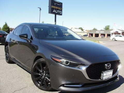 2021 Mazda Mazda3 Sedan for sale at Perfect Auto in Manassas VA