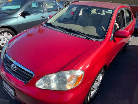 2005 Toyota Corolla for sale at CARZ in San Diego CA