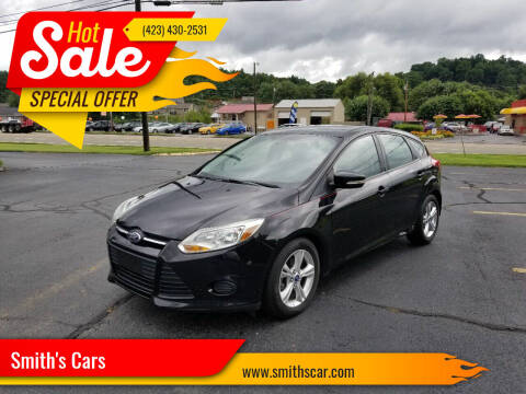 2014 Ford Focus for sale at Smith's Cars in Elizabethton TN