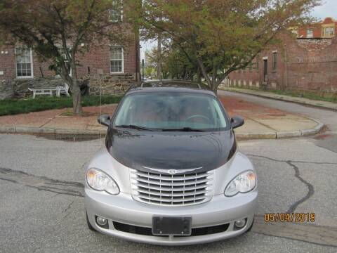 2010 Chrysler PT Cruiser for sale at EBN Auto Sales in Lowell MA