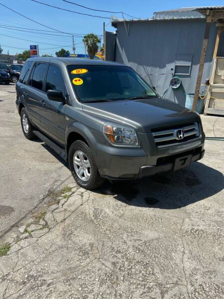2007 Honda Pilot for sale at Perez & Associates Auto Inc in Kissimmee FL