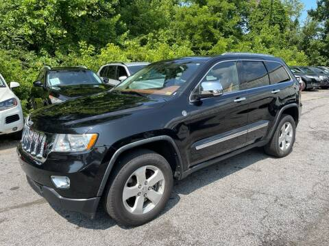 2011 Jeep Grand Cherokee for sale at Car Online in Roswell GA