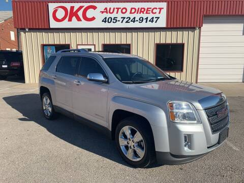 2015 GMC Terrain for sale at OKC Auto Direct in Oklahoma City OK