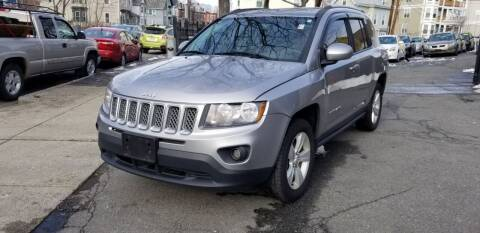 2016 Jeep Compass for sale at Motor City in Roxbury MA