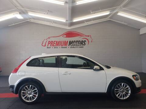 2009 Volvo C30 for sale at Premium Motors in Villa Park IL
