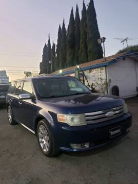 2012 Ford Flex for sale at LR AUTO INC in Santa Ana CA