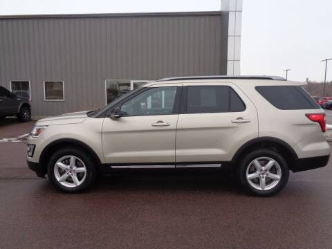 2017 Ford Explorer for sale at Herman Motors in Luverne MN