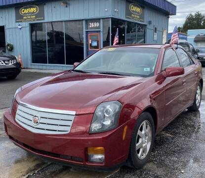 2006 Cadillac CTS for sale at CAR VIPS ORLANDO LLC in Orlando FL