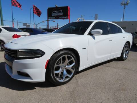 2016 Dodge Charger for sale at Moving Rides in El Paso TX