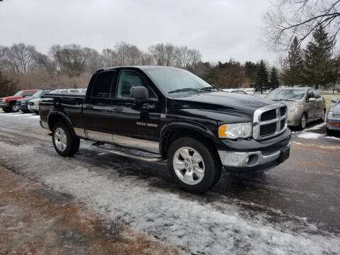 2004 Dodge Ram Pickup 1500 for sale at Shores Auto in Lakeland Shores MN