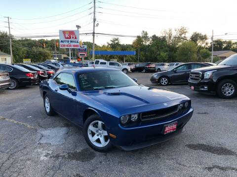 2010 Dodge Challenger for sale at KB Auto Mall LLC in Akron OH