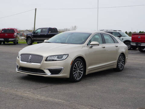 2017 Lincoln MKZ for sale at FOWLERVILLE FORD in Fowlerville MI