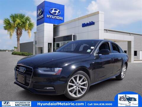 2014 Audi A4 for sale at Metairie Preowned Superstore in Metairie LA