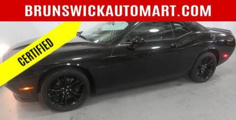 2018 Dodge Challenger for sale at Brunswick Auto Mart in Brunswick OH