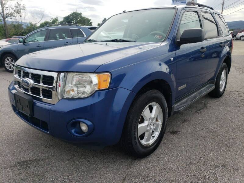 2008 Ford Escape for sale at Salem Auto Sales in Salem VA