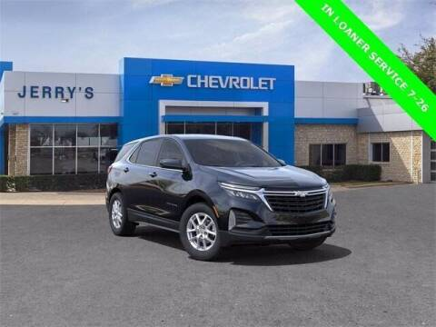 2022 Chevrolet Equinox for sale at Jerry's Buick GMC in Weatherford TX