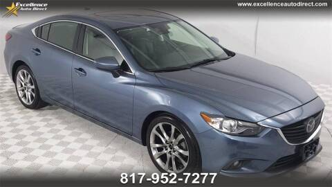 2014 Mazda MAZDA6 for sale at Excellence Auto Direct in Euless TX