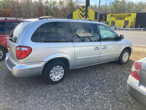2004 Chrysler Town and Country for sale at MIKE B CARS LTD in Hammonton NJ
