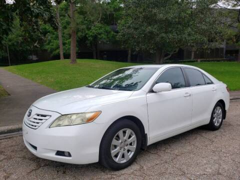 2007 Toyota Camry for sale at Houston Auto Preowned in Houston TX