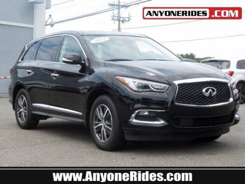 2019 Infiniti QX60 for sale at ANYONERIDES.COM in Kingsville MD