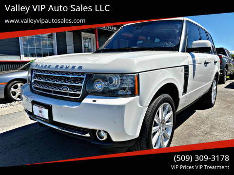 2010 Land Rover Range Rover for sale at Valley VIP Auto Sales LLC in Spokane Valley WA