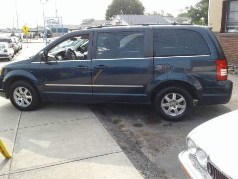 2009 Chrysler Town and Country for sale at Nelsons Auto Specialists in New Bedford MA
