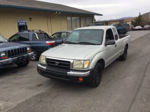 2000 Toyota Tacoma for sale at Small Car Motors in Carson City NV