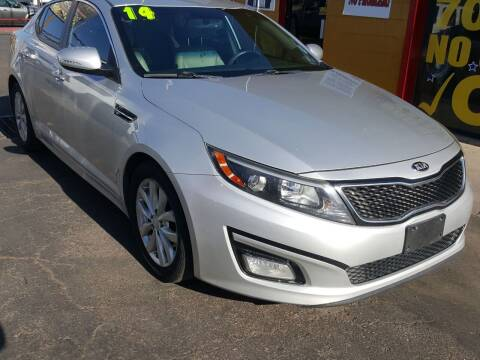 2014 Kia Optima for sale at Sunday Car Company LLC in Phoenix AZ