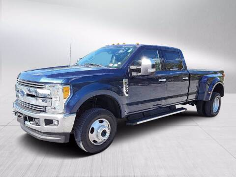 2017 Ford F-350 Super Duty for sale at Fitzgerald Cadillac & Chevrolet in Frederick MD