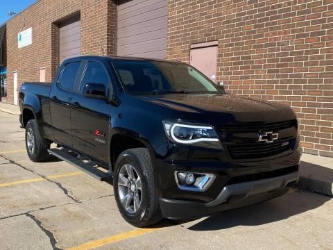 2015 Chevrolet Colorado for sale at Effect Auto Center in Omaha NE