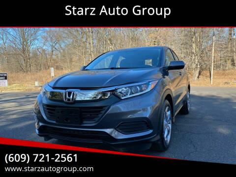 2020 Honda HR-V for sale at Starz Auto Group in Delran NJ