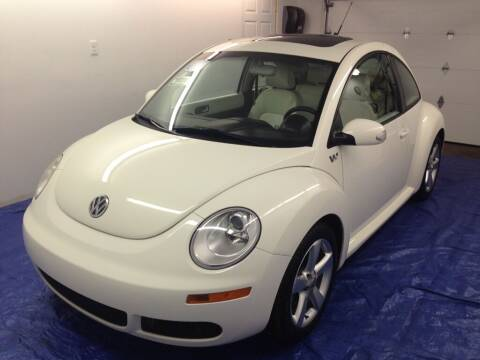 2008 Volkswagen New Beetle for sale at MR Auto Sales Inc. in Eastlake OH