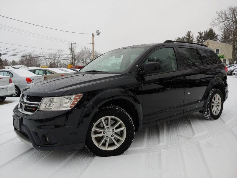 2014 Dodge Journey for sale at J's Auto Exchange in Derry NH