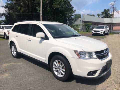 2015 Dodge Journey for sale at Chris Auto Sales in Springfield MA