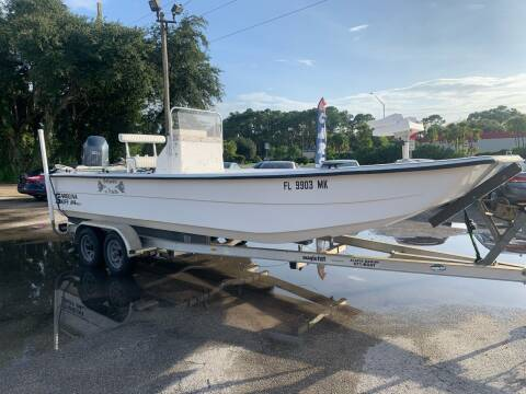 2004 Carolina Skiff 24' for sale at EXECUTIVE CAR SALES LLC in North Fort Myers FL