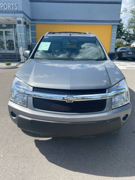 2005 Chevrolet Equinox for sale at Paradise Motor Sports LLC in Lexington KY
