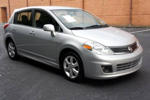 2011 Nissan Versa for sale at CU Carfinders in Norcross GA