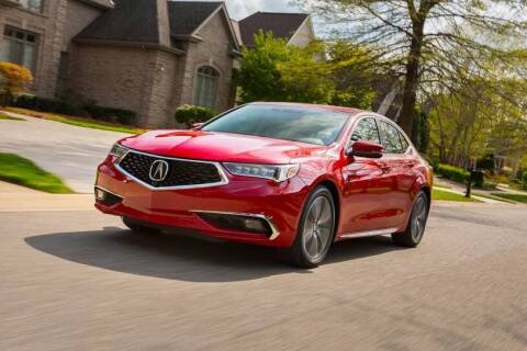 2021 Acura TLX for sale at Xclusive Auto Leasing NYC in Staten Island NY