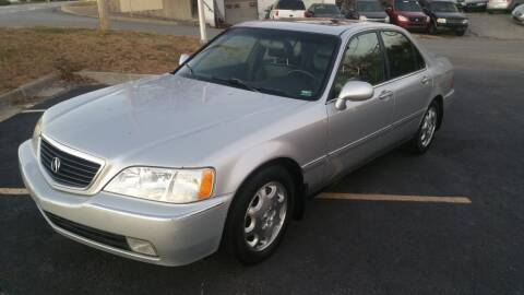 2002 Acura RL for sale at Used Auto LLC in Kansas City MO