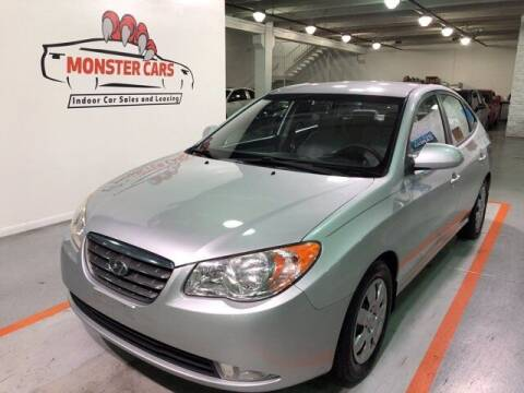 2008 Hyundai Elantra for sale at Monster Cars in Pompano Beach FL