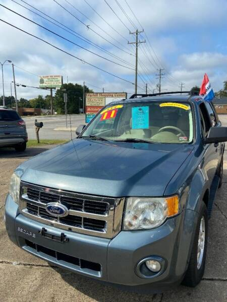 2011 Ford Escape for sale at Top Auto Sales in Petersburg VA
