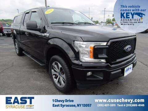 2019 Ford F-150 for sale at East Syracuse Performance Sales & Service in Syracuse NY