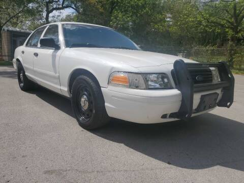 2008 Ford Crown Victoria for sale at Thornhill Motor Company in Lake Worth TX