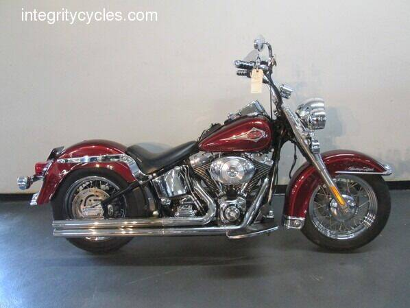 2000 Harley-Davidson Heritage Softail Classic for sale at INTEGRITY CYCLES LLC in Columbus OH