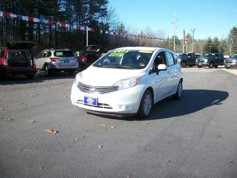 2014 Nissan Versa Note for sale at Auto Images Auto Sales LLC in Rochester NH