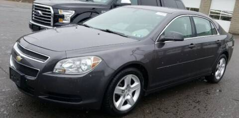 2010 Chevrolet Malibu for sale at Precision Automotive Group in Youngstown OH