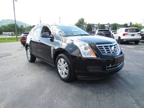 2014 Cadillac SRX for sale at Hibriten Auto Mart in Lenoir NC