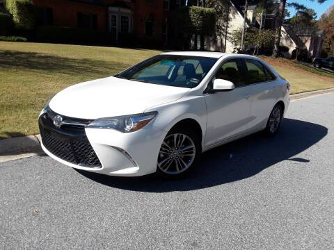 2015 Toyota Camry for sale at Don Roberts Auto Sales in Lawrenceville GA